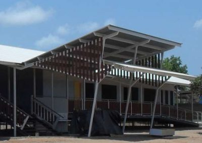CONSTRUCT SMALL SCHOOL, YILPARA HOMELANDS NT
