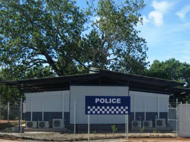 NEW POLICE OVERNIGHT FACILITY, MILIKAPITI NT
