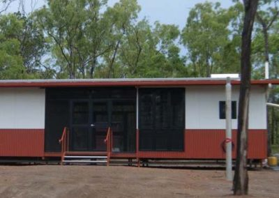 NEW EARLY LEARNING CENTRE AT RURRANGALA FAMILY OUTSTATION